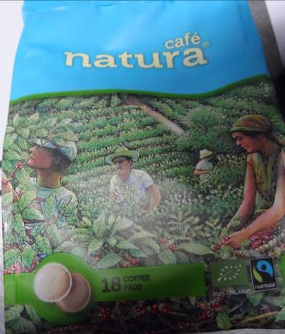 Cafe Natura FT Bio Pads 9x126g