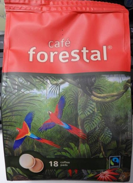 Cafe Forestal Pads 9x18x7g