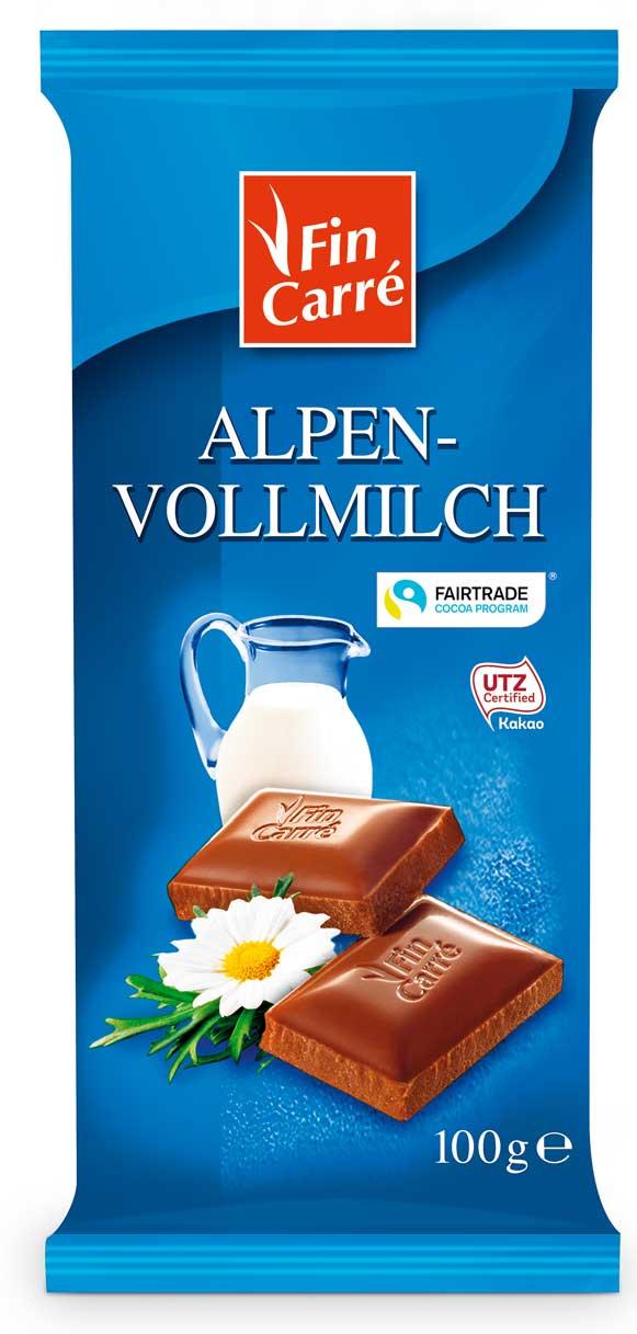Alpen Vollmilch