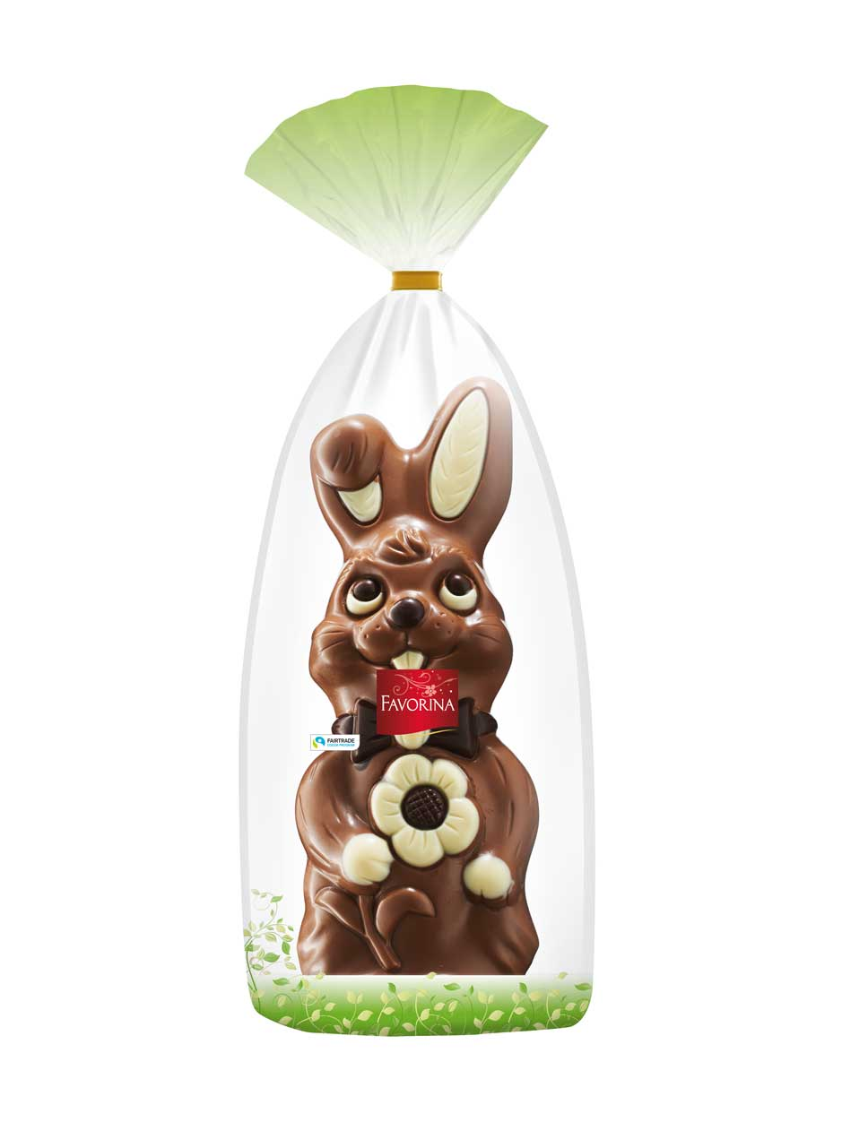Confiserie- Osterhase, Edelvollmilch