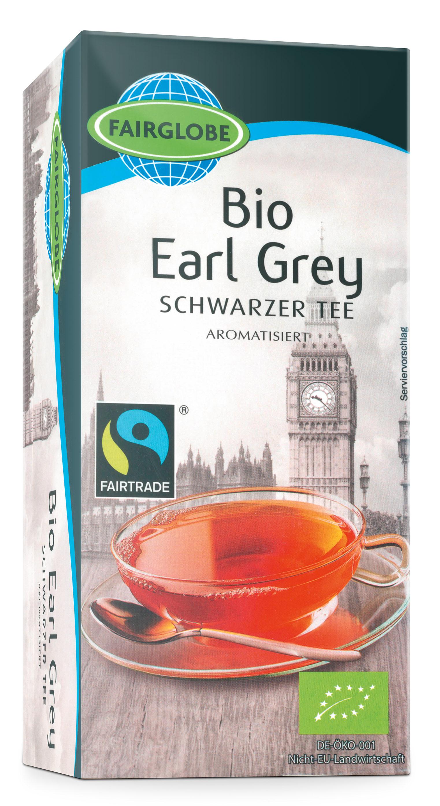 Bio Earl Grey, 25x2g