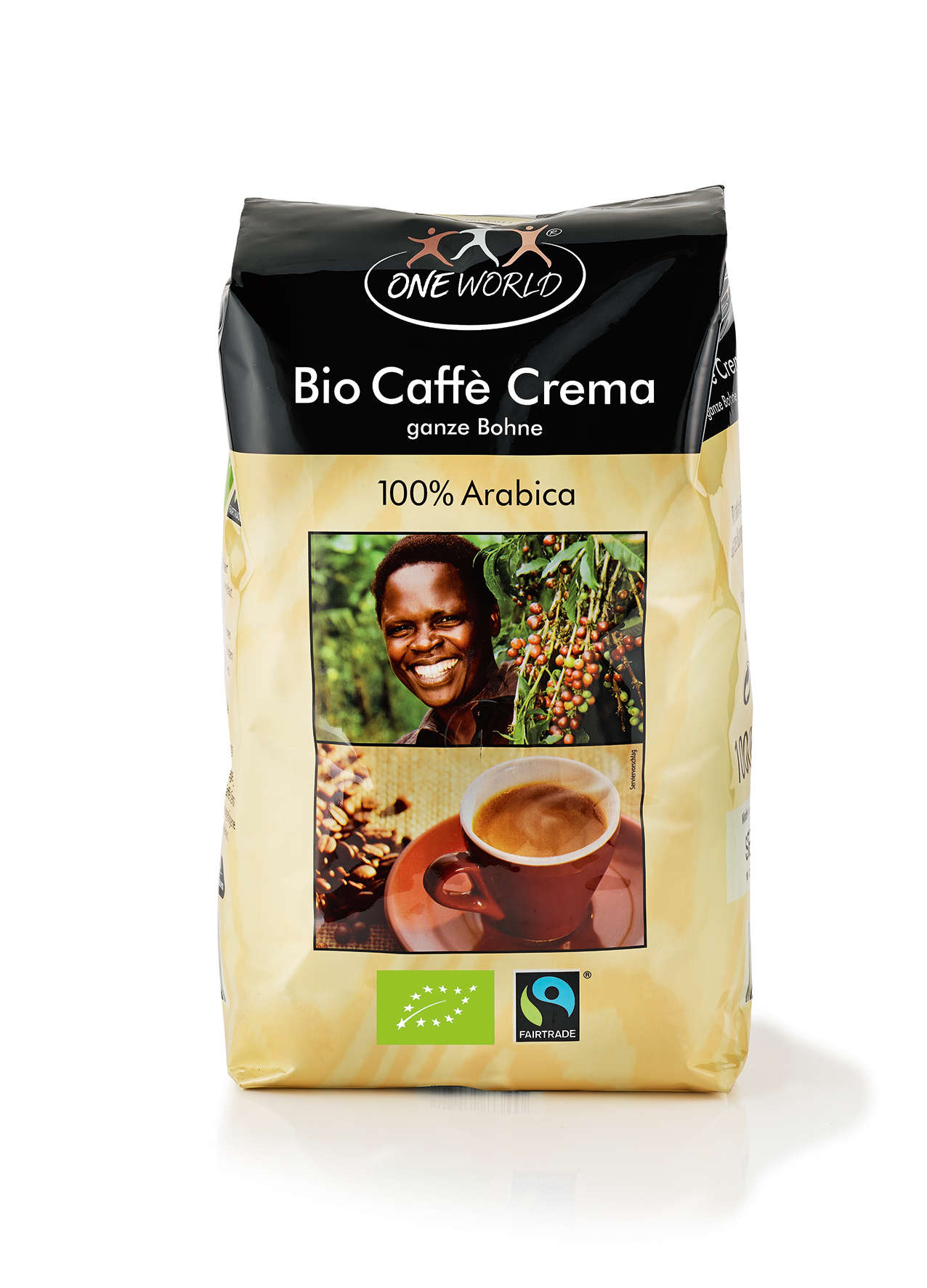 Amaroy Bio Fairtrade Caffè