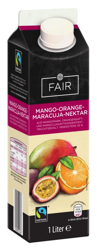 Mango-Orange-Maracuja-Nektar (mango-orange-passion fruit-nectar)