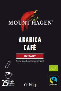 Arabica Café Instant, 25 Sticks