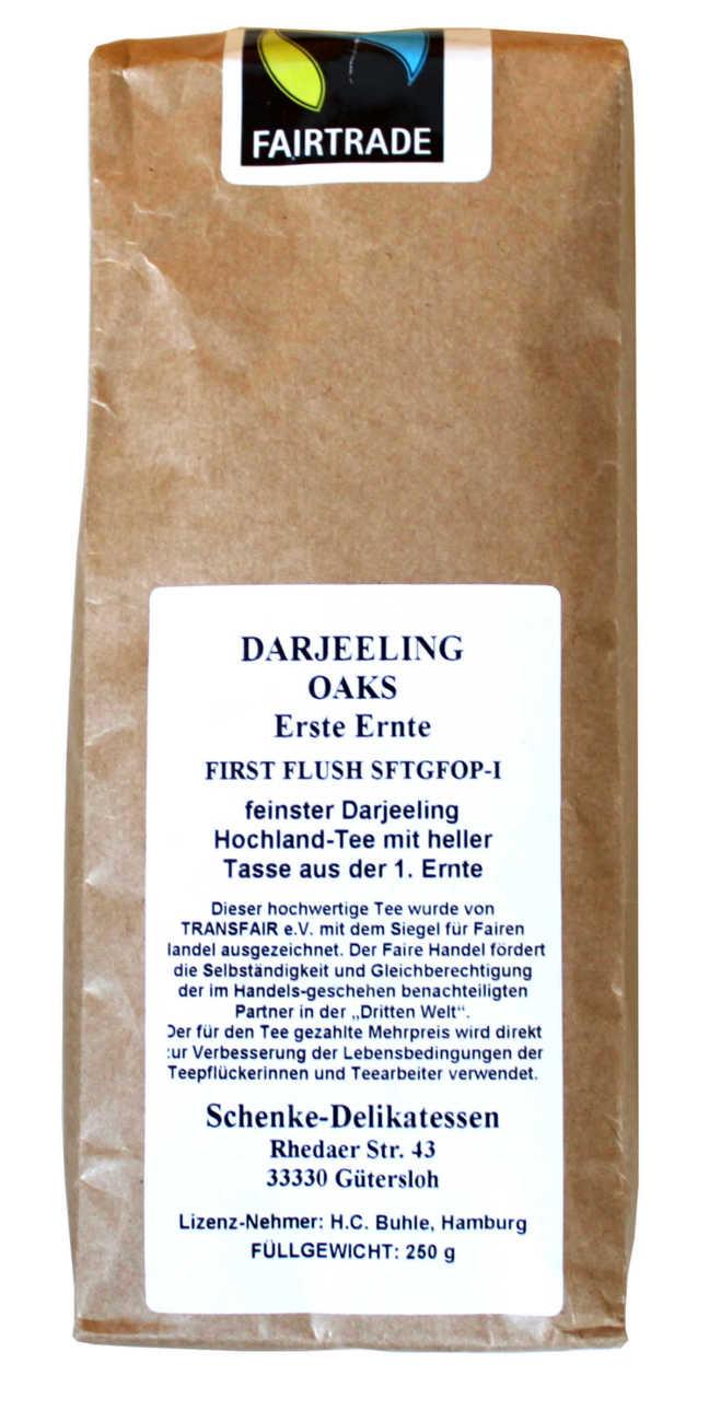 Darjeeling Oaks