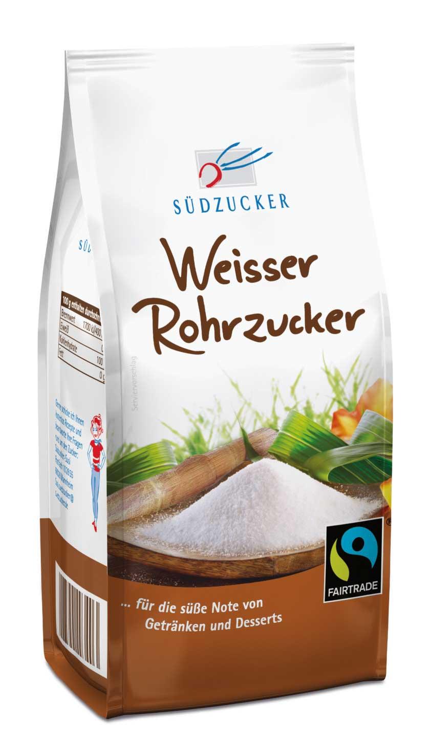 Weisser Rohrzucker
