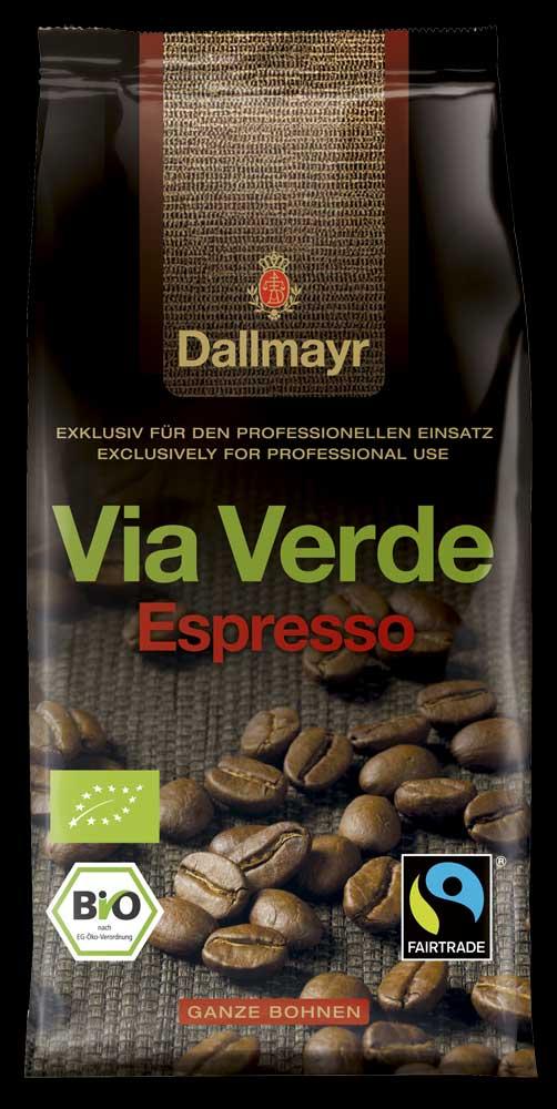 Via Verde Espresso 1.000 g i.B.