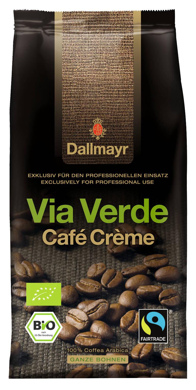 Via Verde Café Crème 1.000 g i.B.