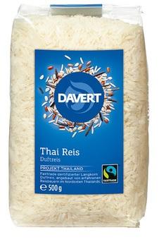 Thai Reis, Duftreis