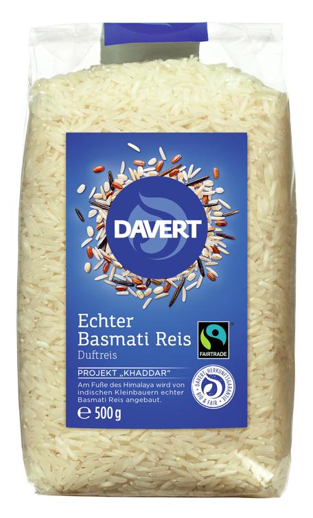 Echter Demeter Basmati Reis, Duftreis