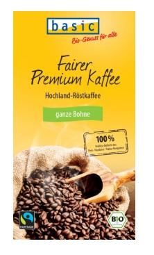 Fairer Premium Kaffee