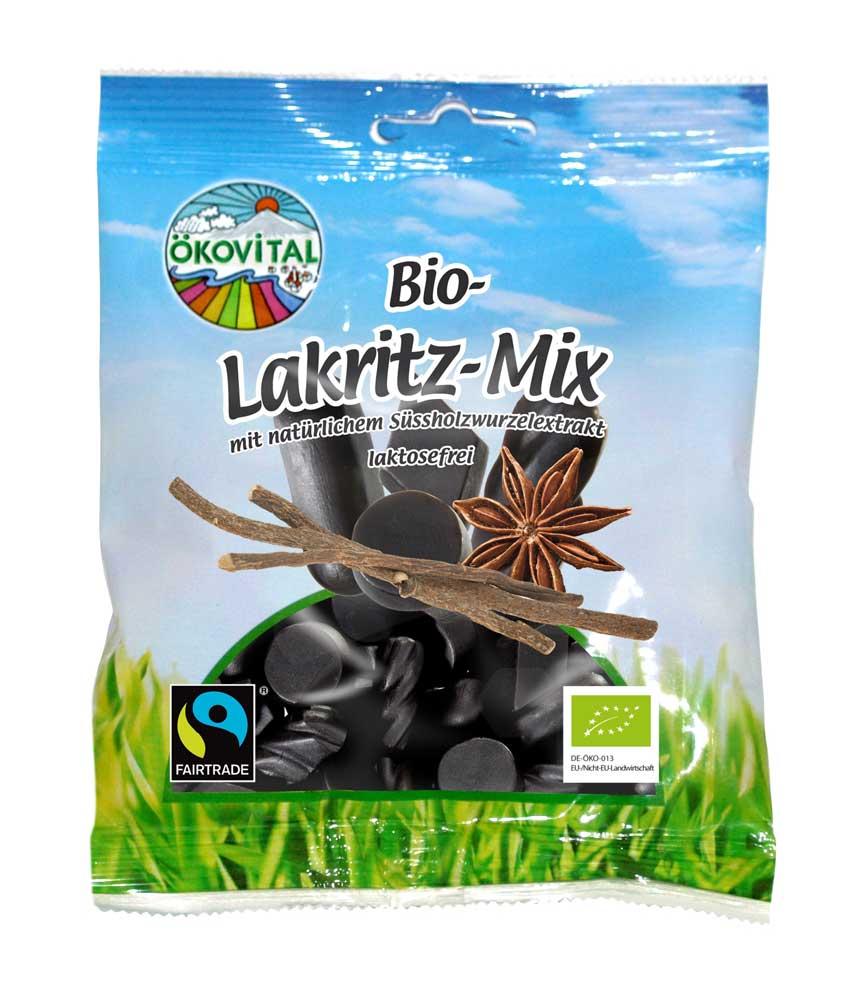 Bio-Lakritz-Mix