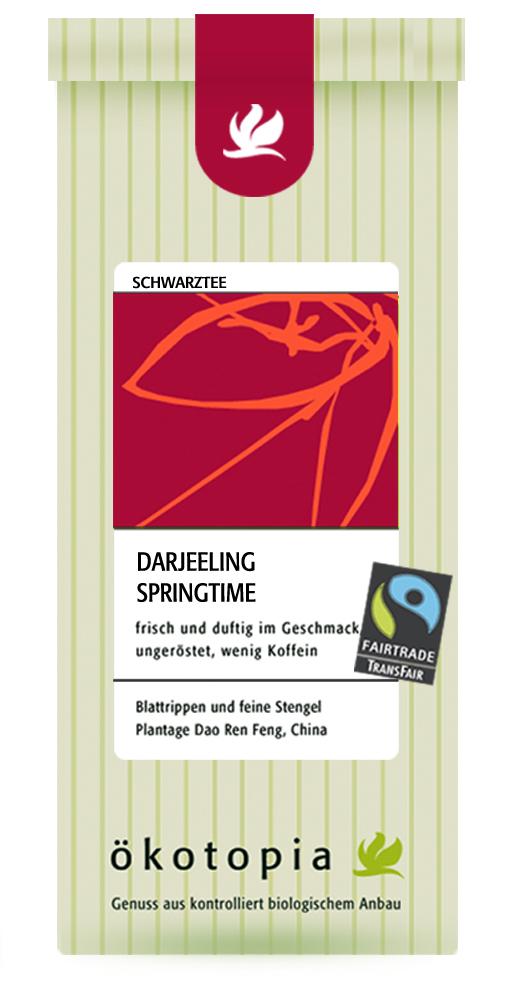 Darjeeling Springtime