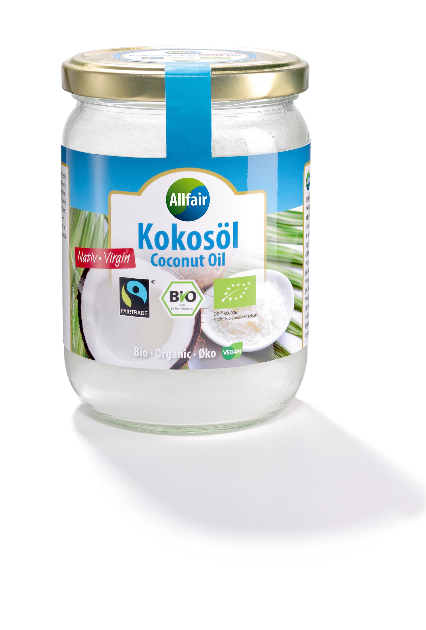Kokosöl, 450ml