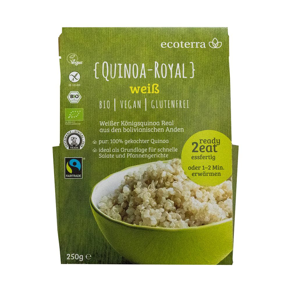 Quinoa- Royal, weiß