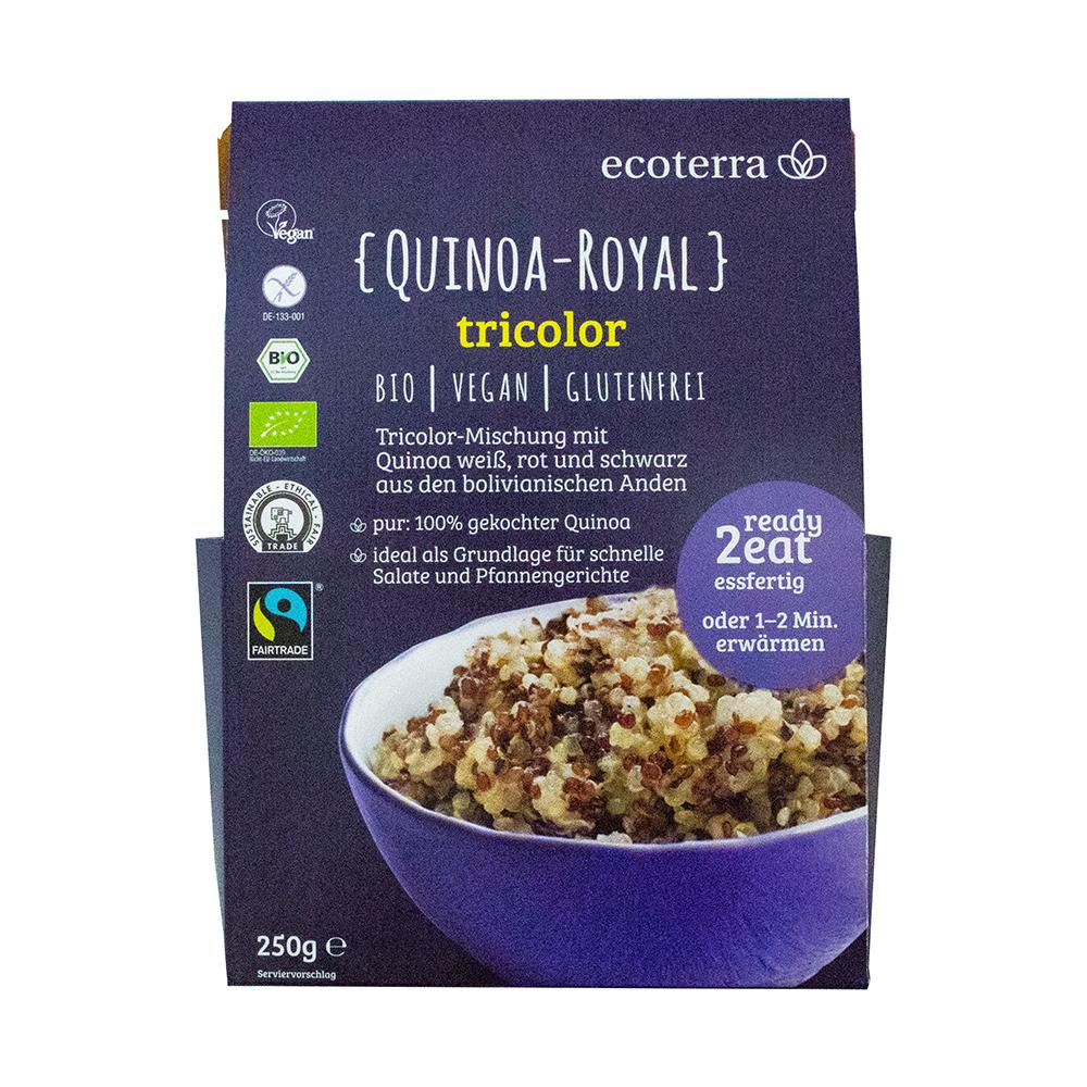 Quinoa- Royal, tricolor
