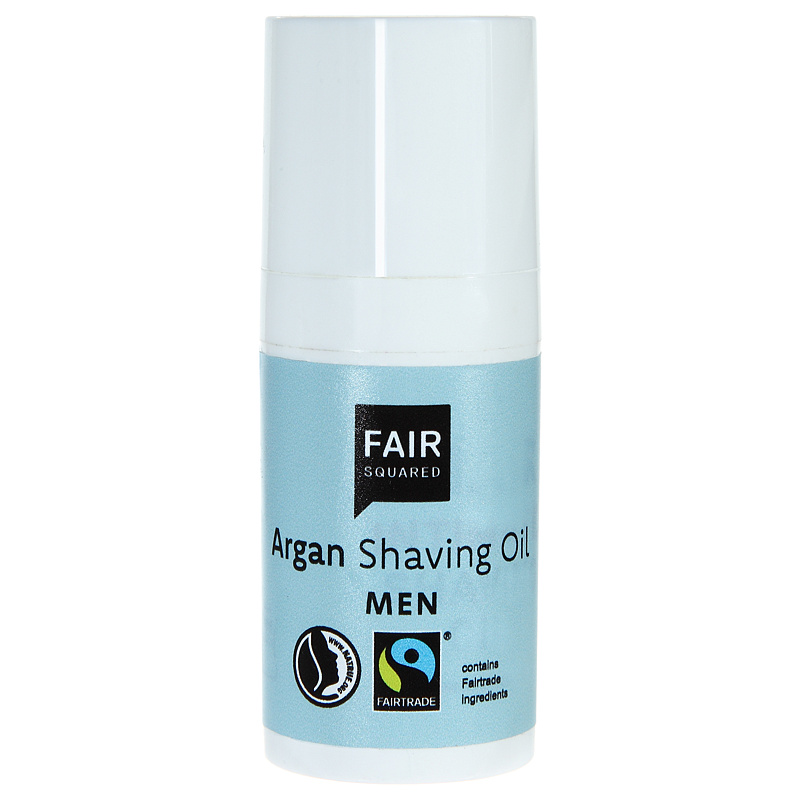 Shaving Oil Men Argan