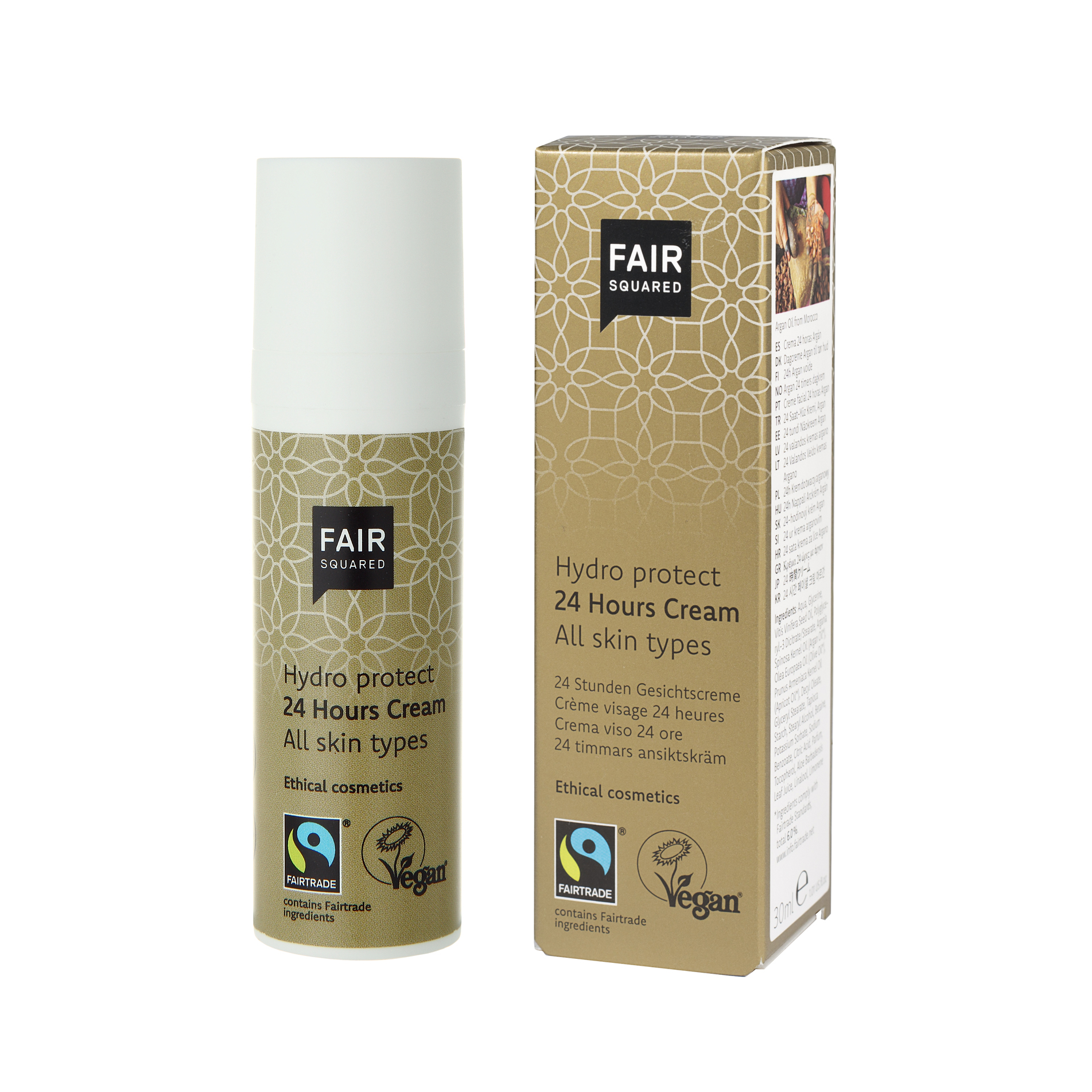 24 Hours Cream Argan