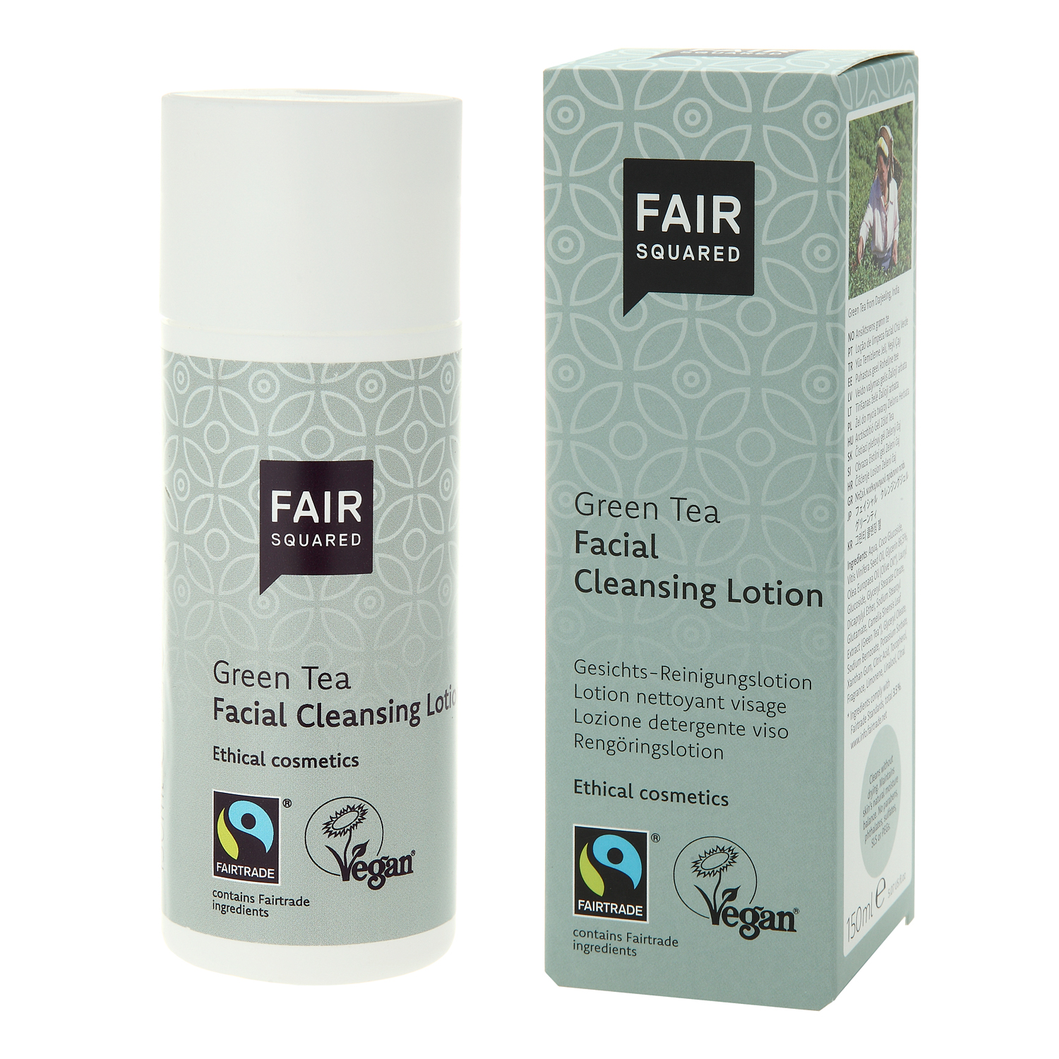 Facial Cleansing Gel Green Tea