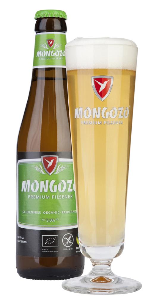 Mongozo Premium Pilsener 24x33cl