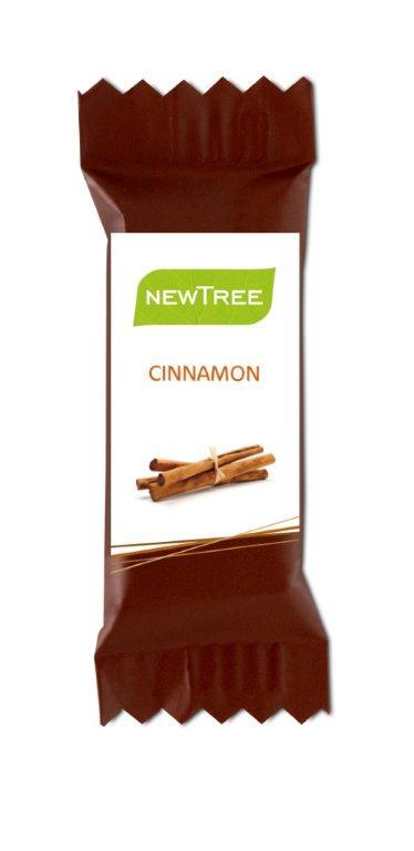 Newtree - Chocolat au lait à la Cannelle - 4 gr