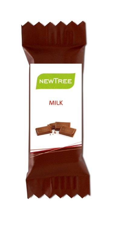 Newtree - Chocolat au lait - 4 gr