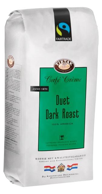 Tiktak Café Crème Duet