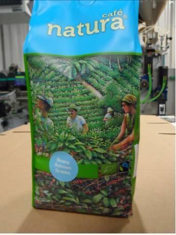 Cafe Natura FT Bean Bio 6x500g