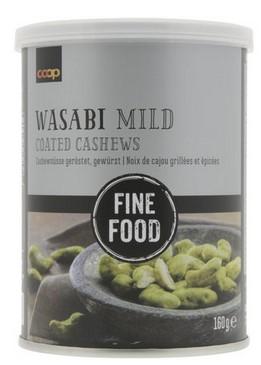 Cashews Wasabi mild