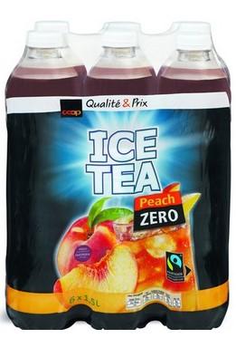 Ice Tea Peach Zero