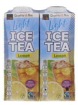 Ice Tea Lemon Light