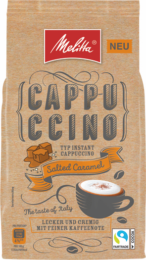 Cappuccino Salted Caramel