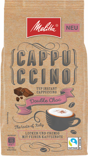 Cappuccino Double Choc