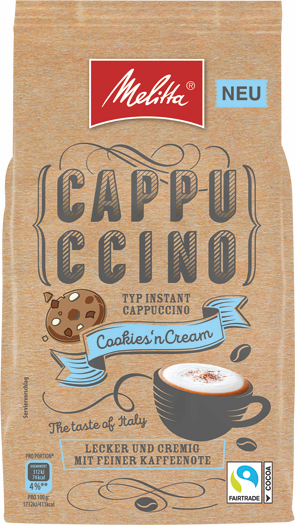 Cappuccino Cookies´n Cream