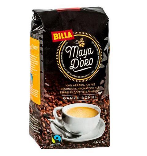 Maya D'Oro Bohnen VBGW