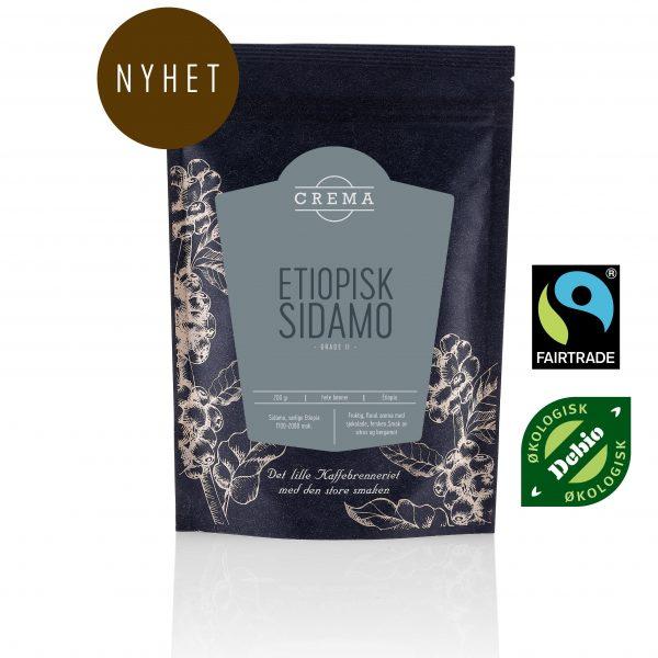 Etiopisk Sidamo Økologisk – Fairtrade