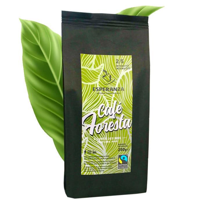 Café Foresta, Bohnen