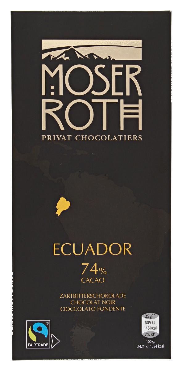 ECUADOR 74 Prozent