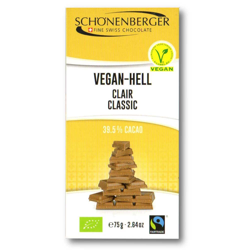 Vegan Chocolat Clair