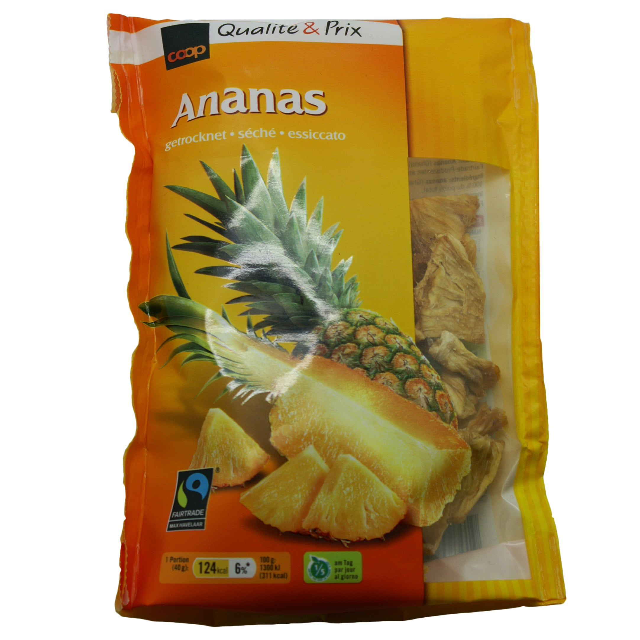 Ananas, getrocknet (3x100G)