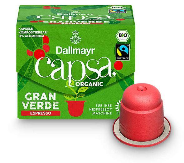 Dallmayr Capsa Granverde Espresso