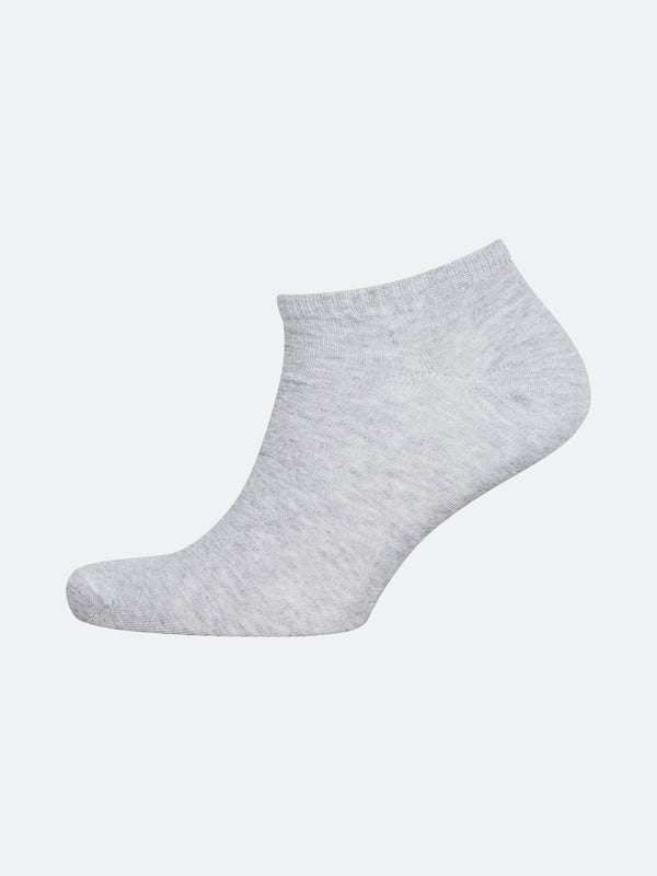 XL 4pk. Ankle Socks FT Grey