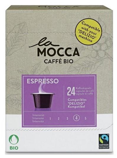 Delizio Espresso (24 Kapseln)
