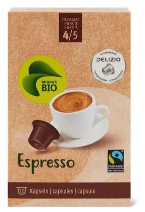 Kaffee Espresso (12 Kapseln)