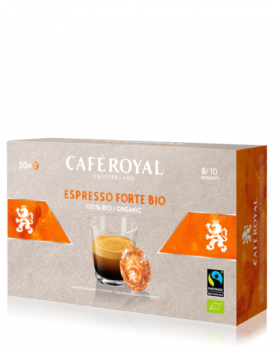 Espresso Forte Professional (50 Pods)