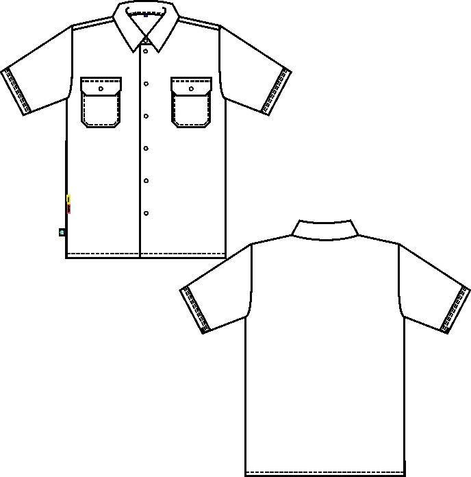 Hemd, Kurzarm (Supporting Cotton)