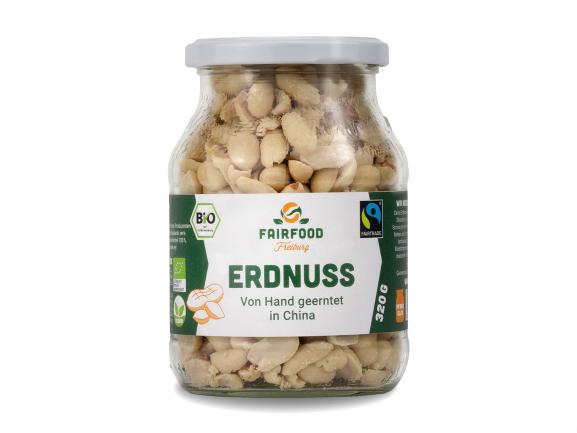 Erdnüsse Naturbelassen (320g)