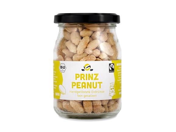 Erdnüsse Geröstet & Gesalzen (160g)