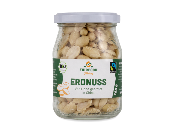 Erdnüsse Naturbelassen (160g)