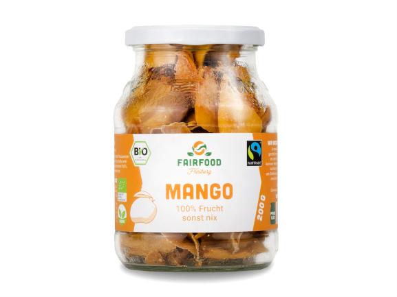 Mango Brooks getrocknet in Streifen (200g)